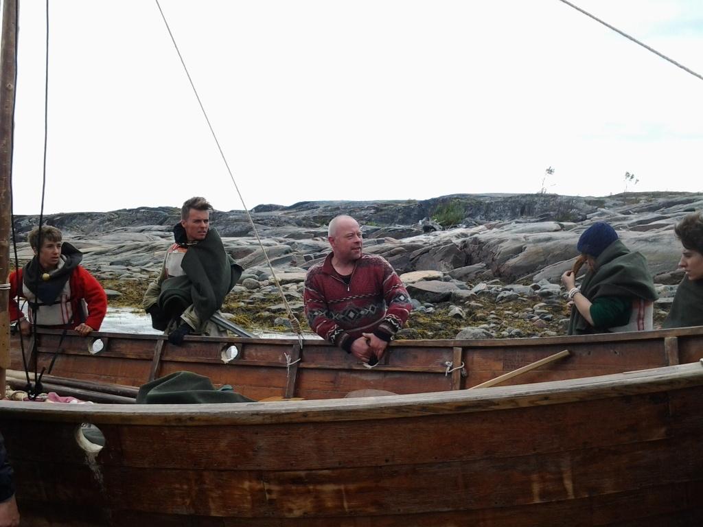 Weekend для городских, или питерские викинги